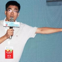 Dr. Chen Gang, CEO of Soy Robotics, contributes to ROS Forum of World Robot Conference